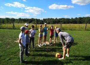 Лагерь на летние каникулы 2020