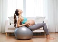 Аэробика — выбор активных беременных