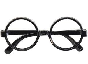 Как сделать праздничные очки?