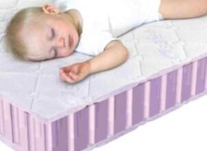 Что учитывать при выборе матраса для новорожденных
