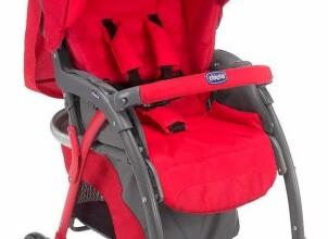 Конструктивные особенности детских прогулочных колясок