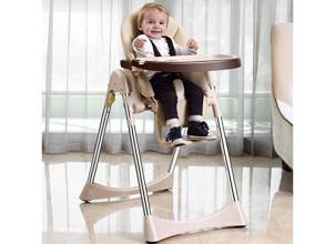 Комфортная трапеза для ребенка: выбираем стульчик для кормления