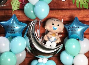 Как выбрать фигурные фольгированные шарики для праздника?