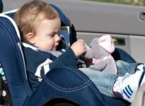 Выбираем ребенку кресло в автомобиль