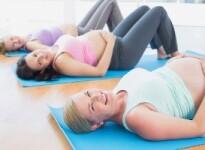 Пилатес для беременных: осваиваем полезные упражнения