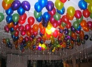 Воздушные шары с доставкой — делаем праздник ярче!