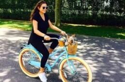 Беременность и велосипед, взвешиваем «за» и «против» велопрогулок