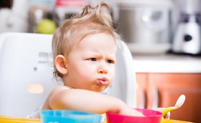 Особенности выбора правильного детского питания