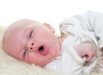 Лечение кашля у грудного ребенка