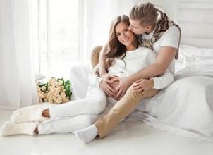 Фотосессия для беременных, выбираем идеи и готовимся к съемке