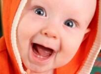 Как прорезываются зубки у грудничков?