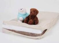 Как выбрать лучший матрас для детской кроватки?