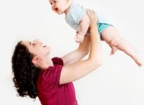 Разминка для малыша