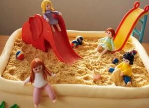 Детские торты на день рождения – это удивительное украшения стола
