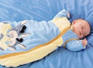 Мешок для сна для грудничка крючком