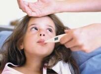 У ребенка высокая температура — что делать ?