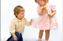Основы гендерного воспитания детей