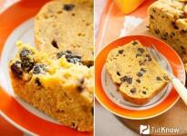 Десерт для всей семьи: учимся готовить тыквенный кекс