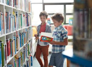 Как выбрать интересные книги для детей?