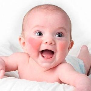 ребенка обсыпало диатезом