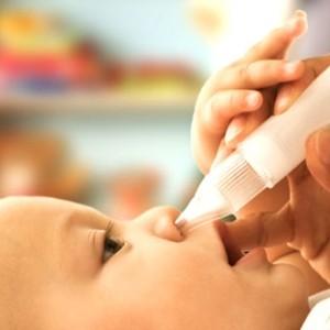 Капли для устранения заложенности носа