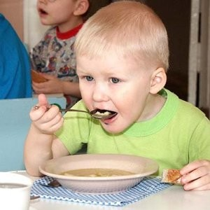 Влияние школы на аппетит
