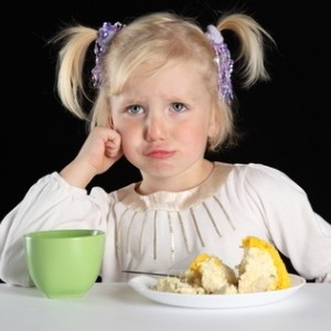 Сколько еды насыпать ребенку
