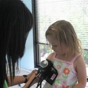 Процедура измерения давления у ребенка