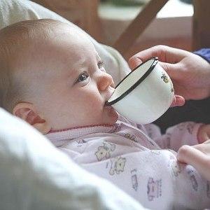 Как заставить пить воду новорожденного
