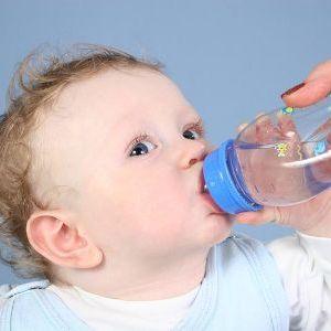 Ребенок ночью пьет много воды