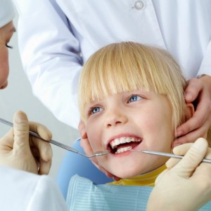 Как лечат кариес у детей 2 лет