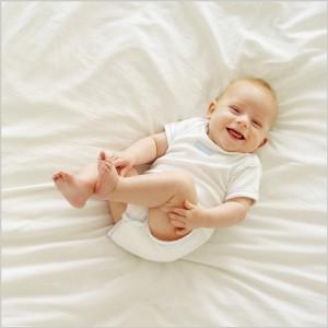 У ребенка чешутся ладошки и ступни