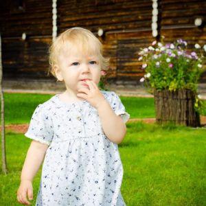 Ребенок 4 лет сосет палец