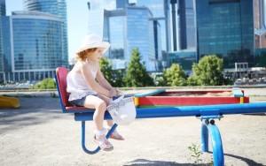 Тревожная кнопка на детской площадке