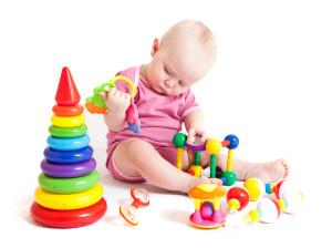 Игрушки в жизни ребенка