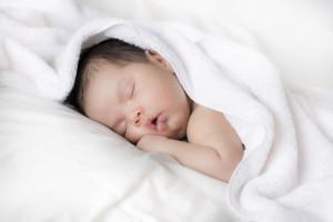 Режим сна ребенка до года