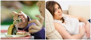 Отравление при беременности пищевое отравление