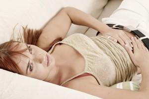 Колики во влагалище во время беременности
