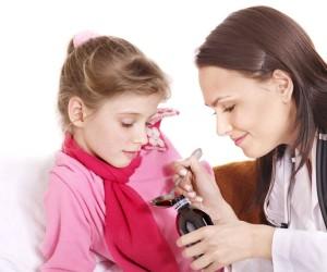 Воспаление легких у детей