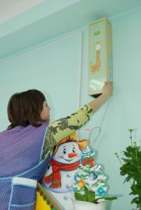 Кварцевая лампа для детского сада