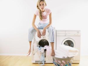 Стирка детских вещей новорожденного в стиральной машине