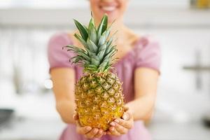 польза ананаса при беременности