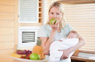 питаться сразу после родов
