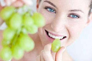 в чем польза винограда