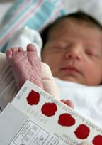 расшифровать анализ крови малыша