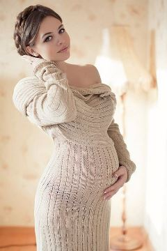 вес беременной
