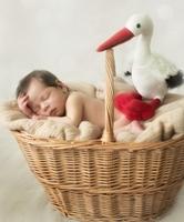малыш потеет во сне