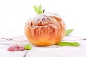 печеное яблоко для малыша