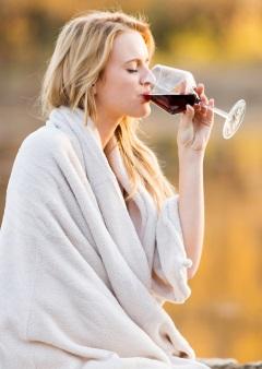 вино и беременность
