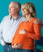 сложности беременности после 45 лет
